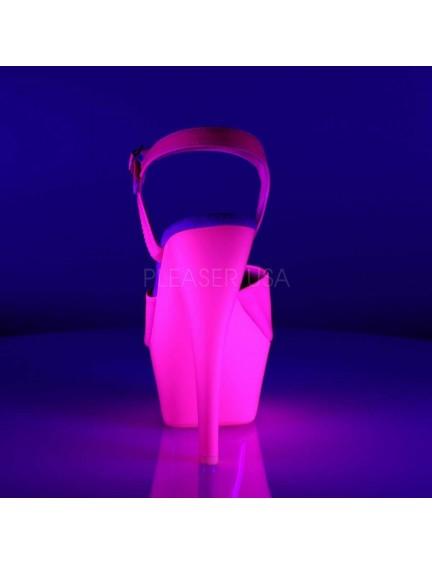 Sandales Exotic Dancing Rose Fluorescent PLEASER