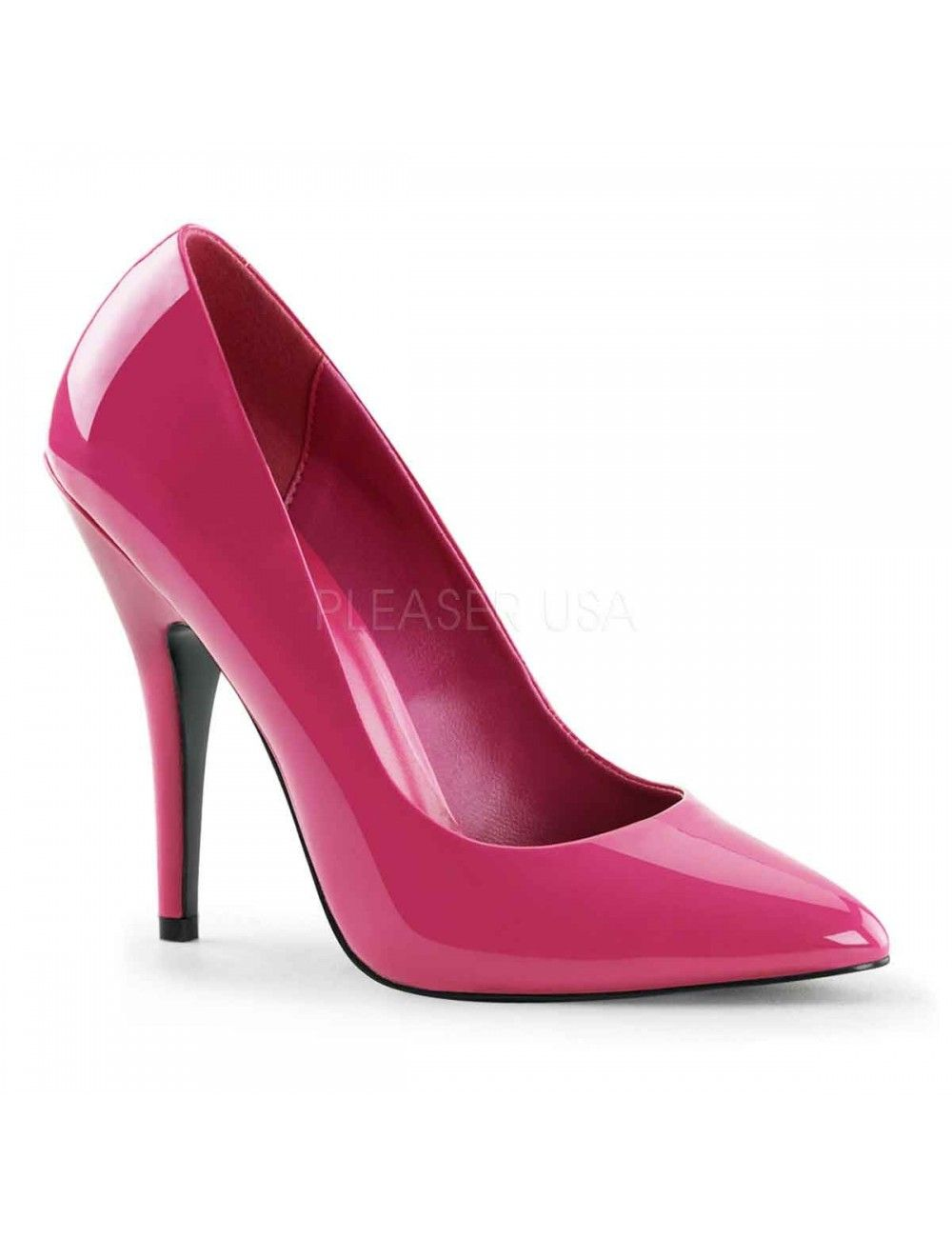 Escarpins Talons Hauts Seduce Rose Pleaser