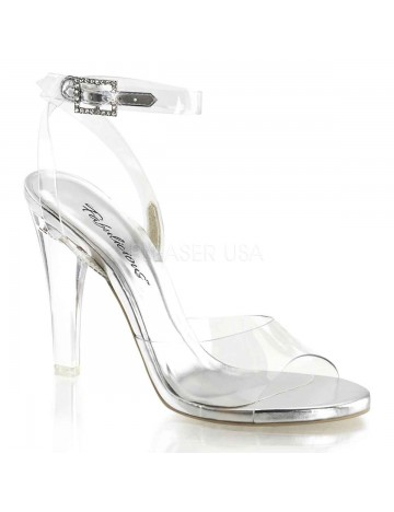 Sandales Transparentes Clearly Fabulicious