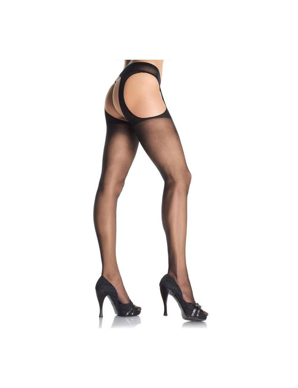 Collant Ouvert Sensuality LEG AVENUE