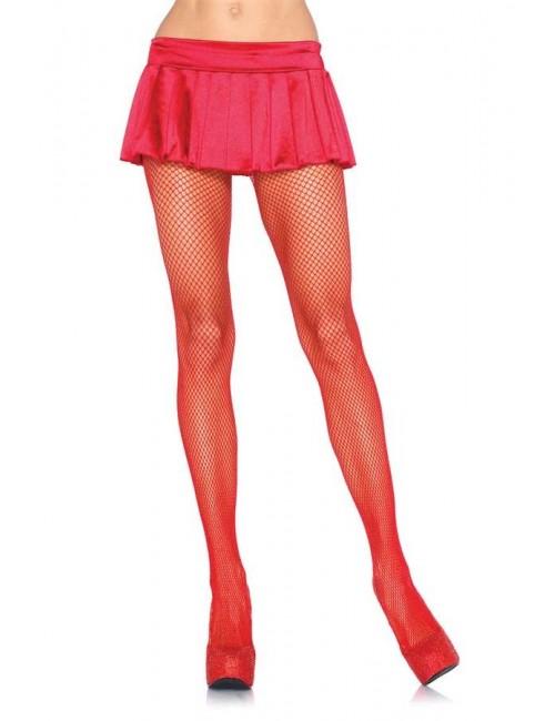 Collant Classique & Sexy Rouge LEG AVENUE