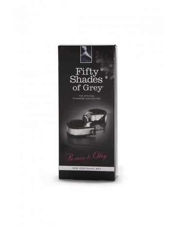 Menottes De Bras Promise to Obey Fifty Shades Of Grey