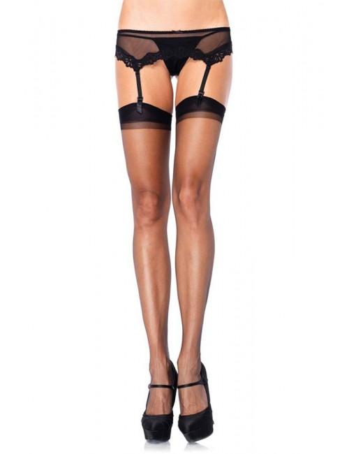 Bas sexy seconde peau Leg Avenue