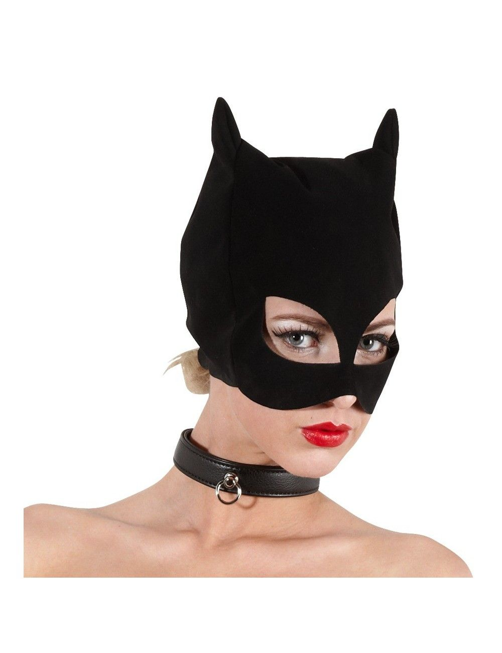 Masque de Chat Noir Bad Kitty