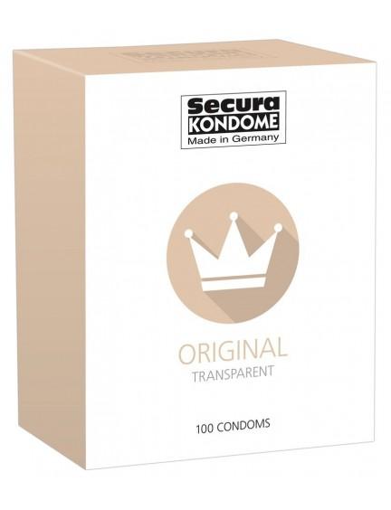 Boite 100 préservatifs Original SECURA