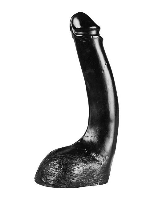 Gode All Black Silicone 31 cm Belgo Prism