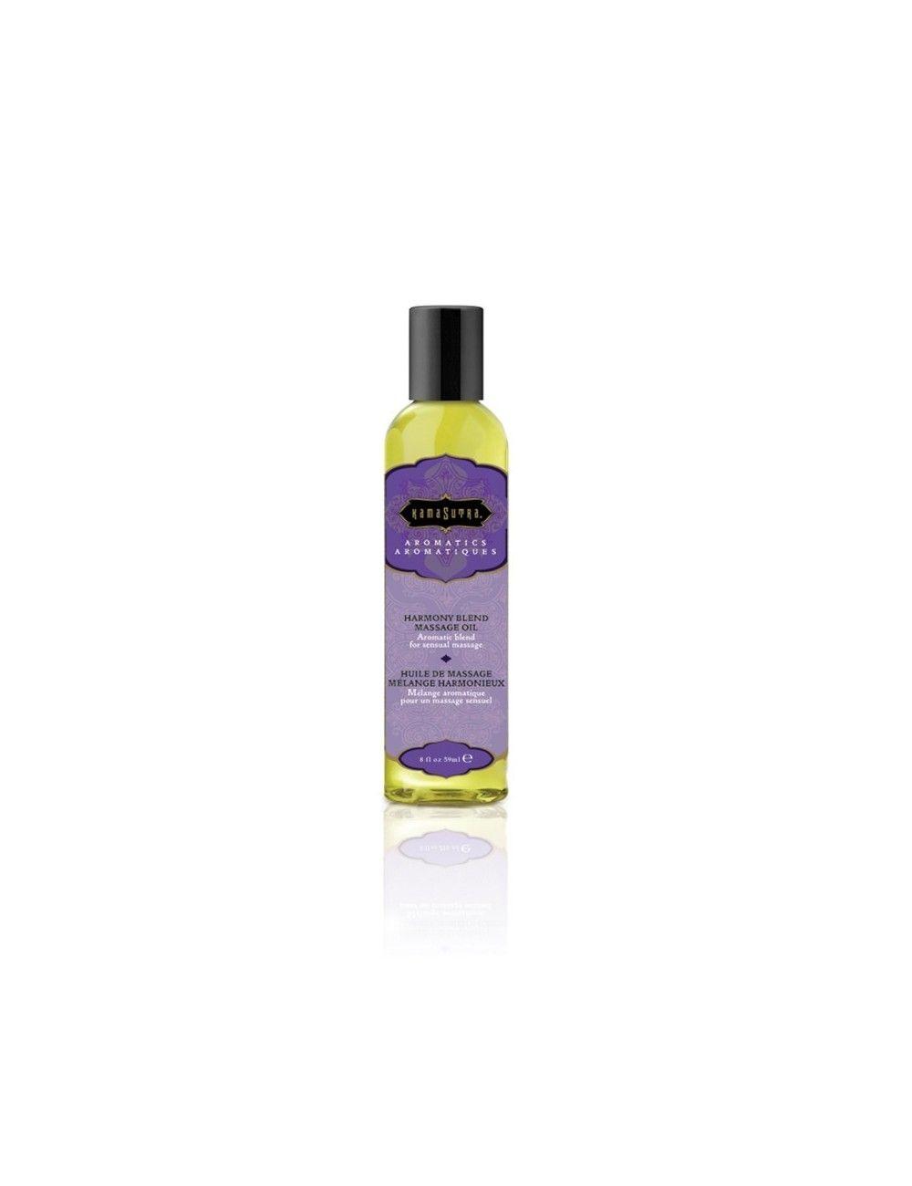 Huile aromatic massage 59ml Harmonie KAMASUTRA