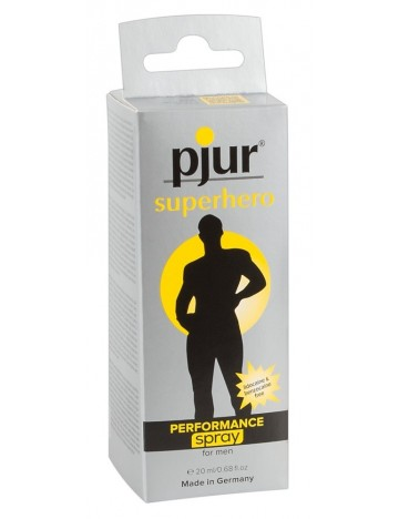Spray Performance Homme Super Héros Pjur