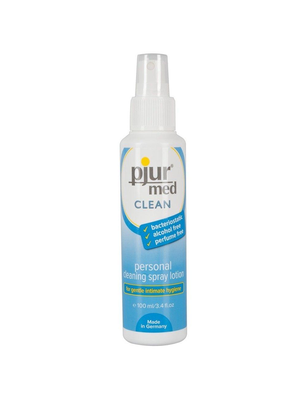 Spray Nettoyant Med Cleaner Pjur