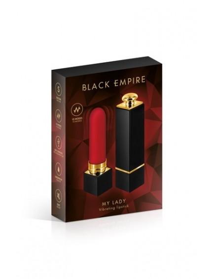 Stimulateur clitoridien USB My Lady Black Empire