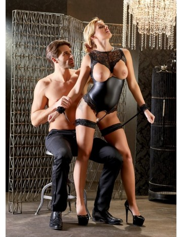 Body Ouvert Dentelle Cottelli Collection
