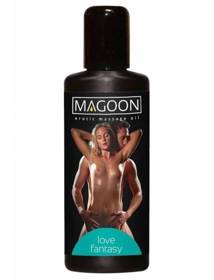 Huile de massage érotique Love fantasy MAGOON