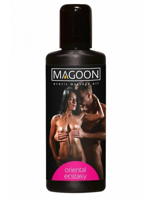 Huile de massage érotique Oriental MAGOON
