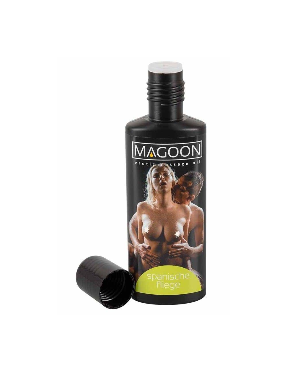 Huile de massage érotique Spanish Fly MAGOON