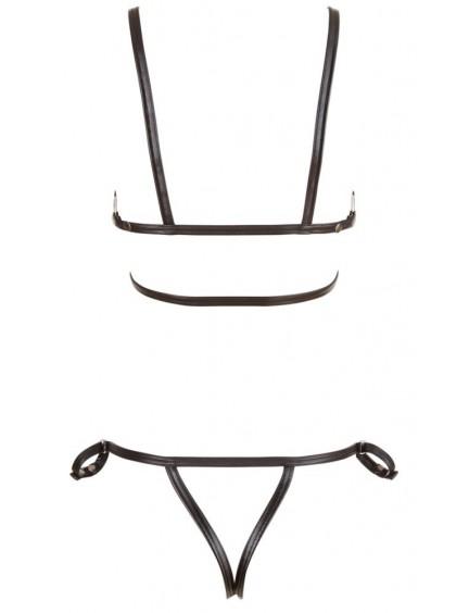 Body Erotique Sangles Elastiques Minimaliste Cottelli Collection