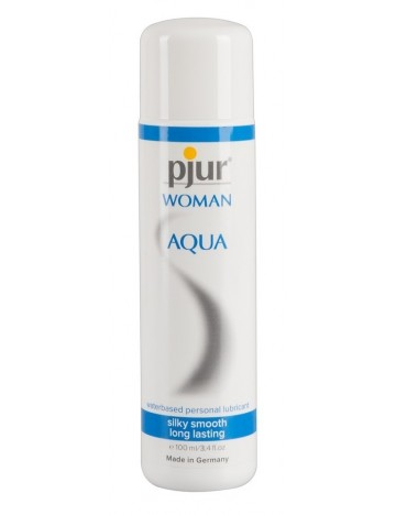 Lubrifiant Base Eau 100ml Woman Pjur