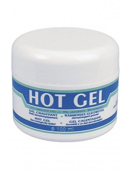 Gel lubrifiant 100 ml Sensation Chaude LUBRIX