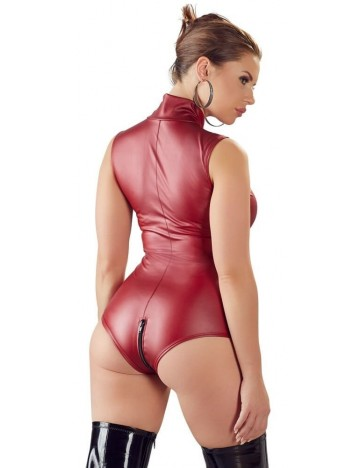 Body Rouge Ouvert Cottelli Collection