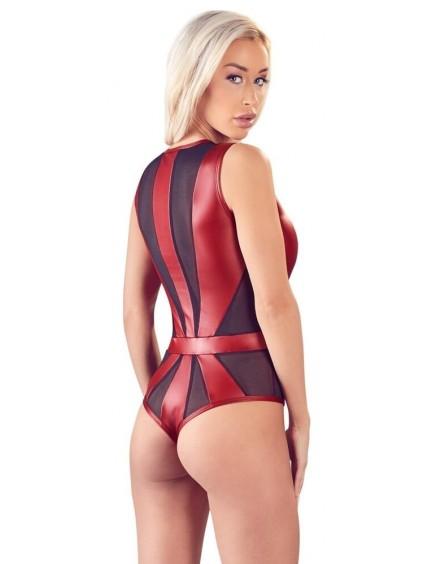 Body Wetlook Résille Cottelli Collection