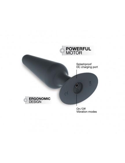 Plug anal vibrant waterproof Best Vibe plug M DORCEL