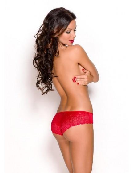 Culotte Panty Désir rouge Anais