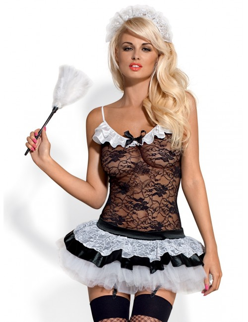 Costume 5 pièces Housemaid OBSESSIVE