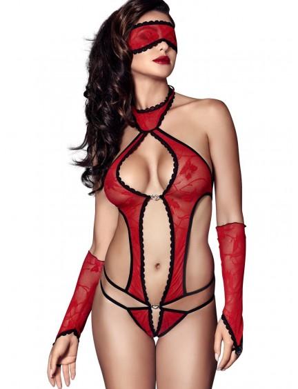 Body Rouge Erotique Ashley Anais