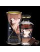 Huile aphrodisiaque chauffante Chocolat enivrant 100 ml