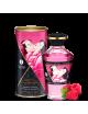 Huile aphrodisiaque chauffante Framboise 100 ml