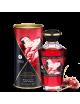 Huile aphrodisiaque chauffante Cerise Ardente 100 ml