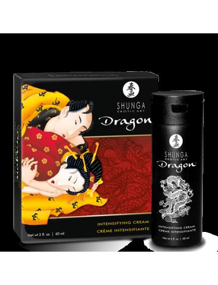 Crème de virilité performance Dragon SHUNGA
