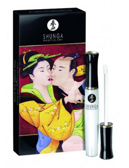 Gloss pour plaisir oral divin vin pétillant fraise Shunga