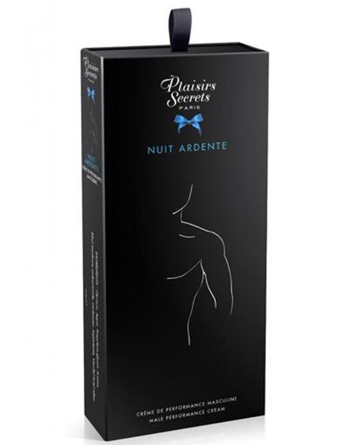 Crème performance masculine Nuit Ardente 60 ml