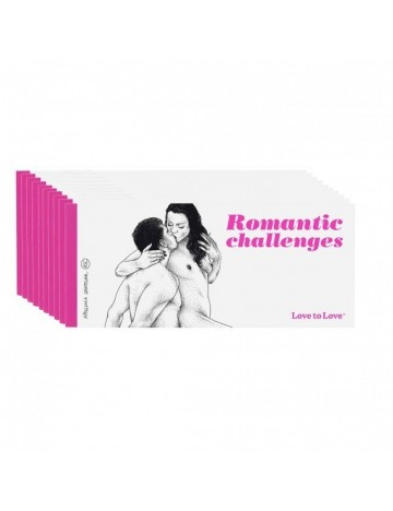 Chéquier Romantic challenges Saintclair