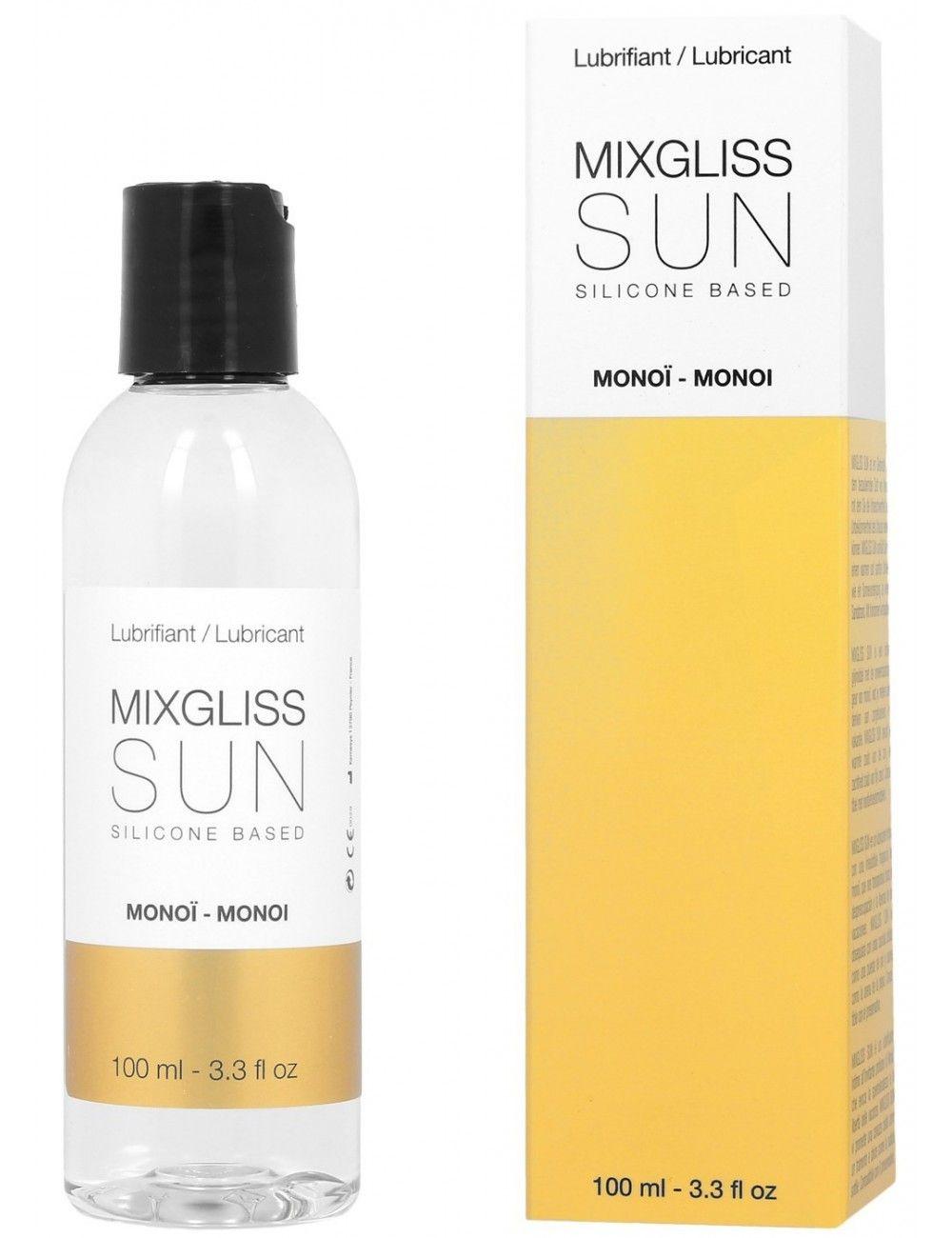 Lubrifiant Silicone Sun Monoi 100 ml Mixgliss