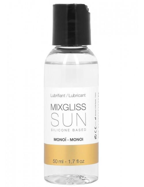 Lubrifiant Silicone Sun Monoi 50 ml Mixgliss