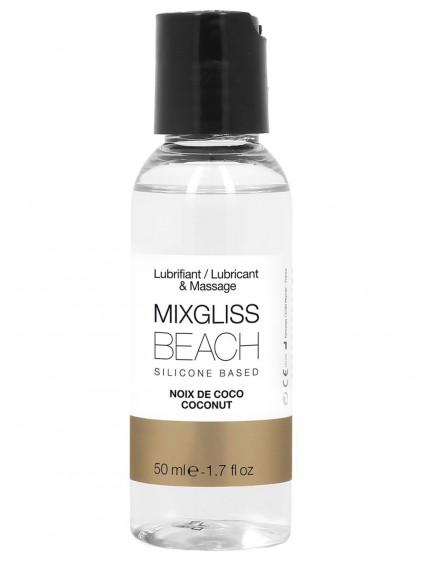 Lubrifiant & massage noix de coco 50 ML MIXGLISS