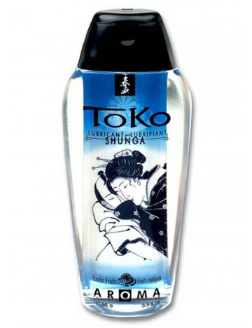 Lubrifiant Toko Fruit Exotique 165ml Shunga