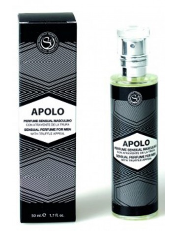 Parfum aux phéromones homme Apollo SECRET PLAY