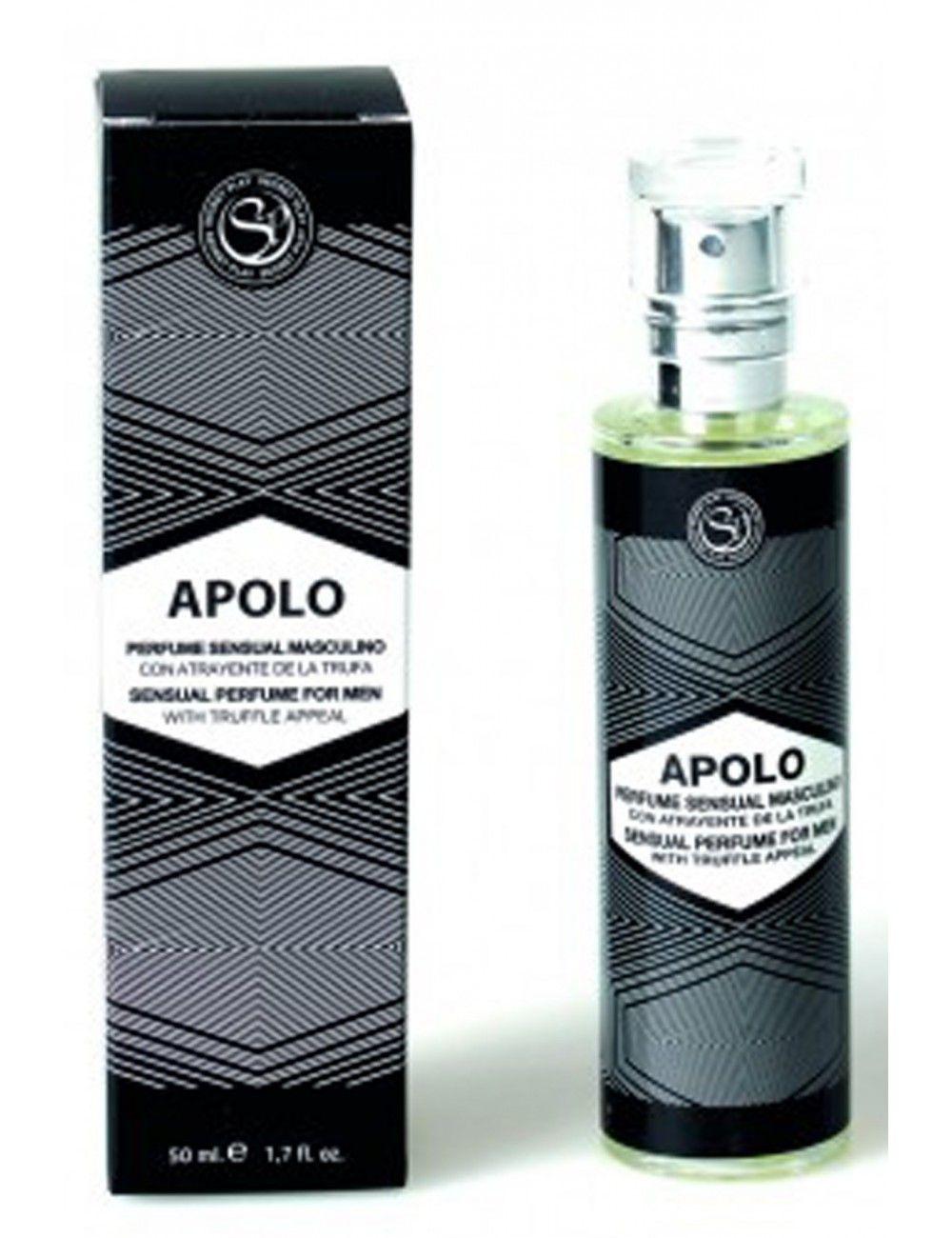 Parfum aux phéromones homme Apollo SECRET PLAY