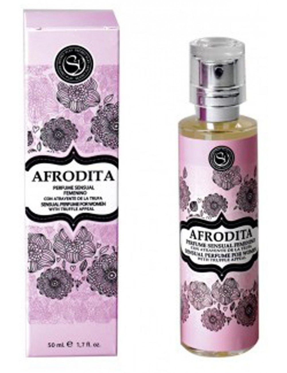 Parfum aux phéromones femme Afrodita SECRET PLAY