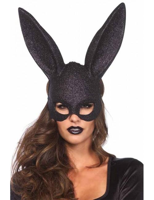 Masque brillant lapin Rabbit Leg Avenue