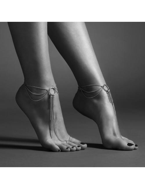 Chaîne de pieds or Magnifique BIJOUX INDISCRETS