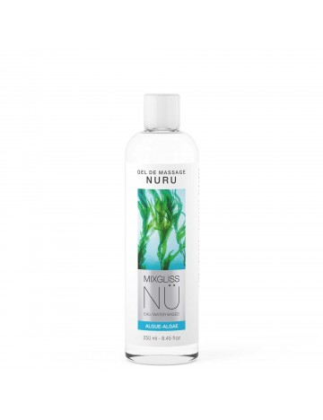Gel de massage NURU Algue 250 ml