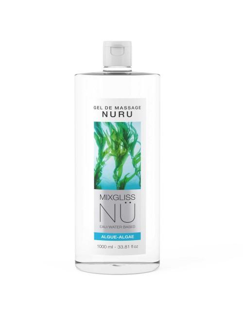 Gel de massage NURU Algue 1000 ml