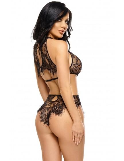 Body dentelle noire Jordana Beauty Night