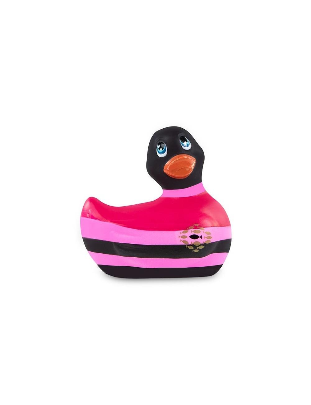 Canard vibrant Duckie 2.0 Colors noir Big Teaze Toys