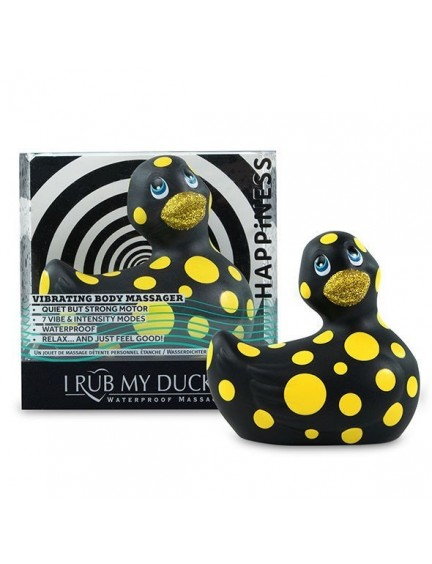 Canard vibrant Duckie Happiness Big Teaze Toys