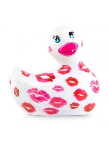 Canard vibrant 2.0 Romance blanc Big teaze Toys