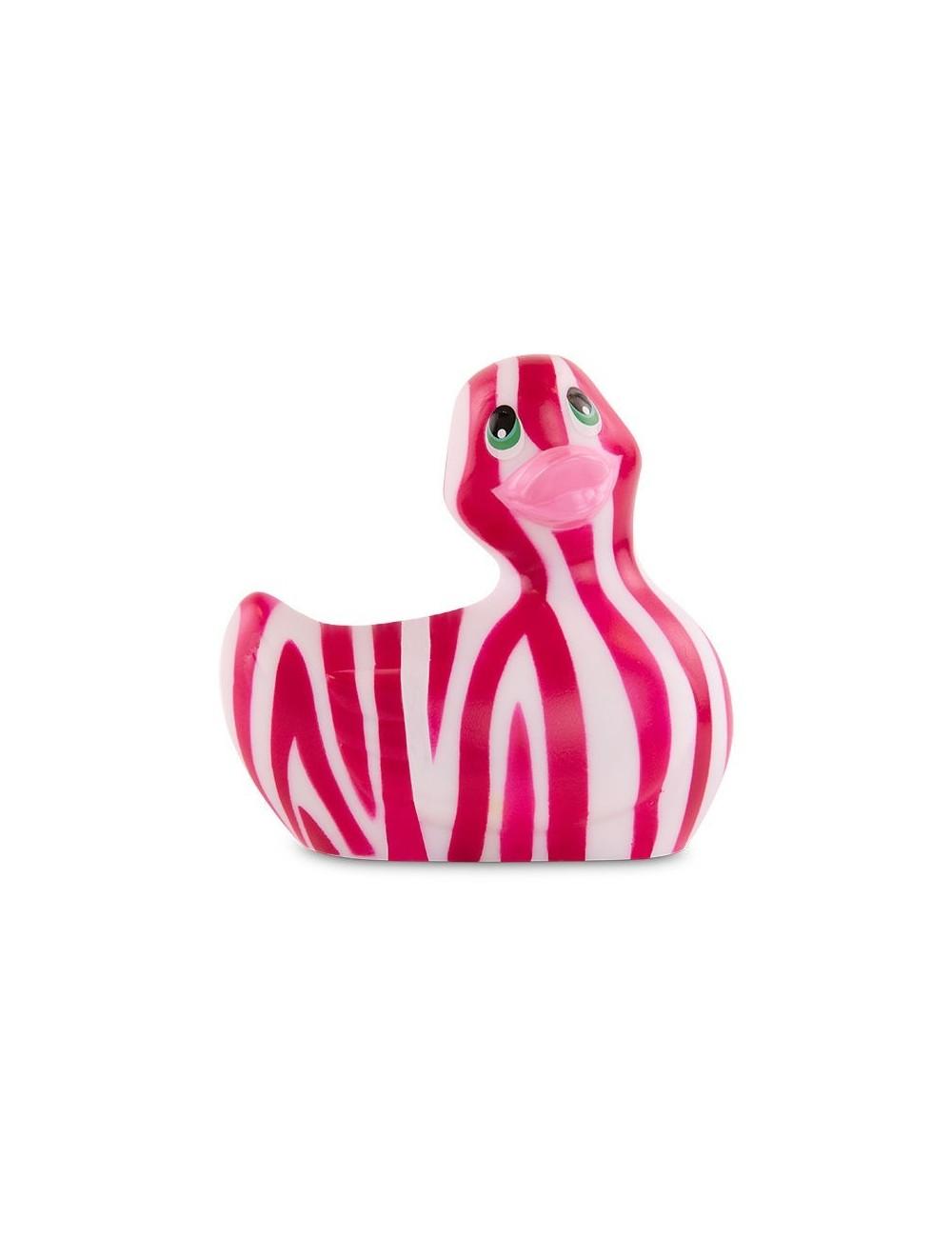 Canard vibrant Duckie 2.0 Tigré Big Teaze Toys